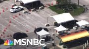 Public Health Experts Emphasize Community Based Strategies | Andrea Mitchell | MSNBC 3