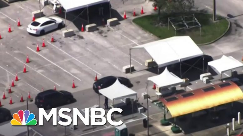 Public Health Experts Emphasize Community Based Strategies | Andrea Mitchell | MSNBC 1