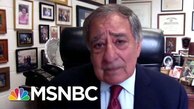 "Leon Panetta: ""The Most Important Crisis We Have Is A Leadership Crisis' 