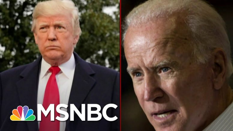 Trump Shows His Preoccupation With Defending His Own Mental Stability   Deadline   MSNBC 1