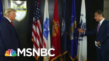 President Trump Vows Executive Order On Immigration In Coming Weeks | MTP Daily | MSNBC 6