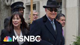 Trump Commutes Roger Stone's Prison Sentence | MSNBC 3