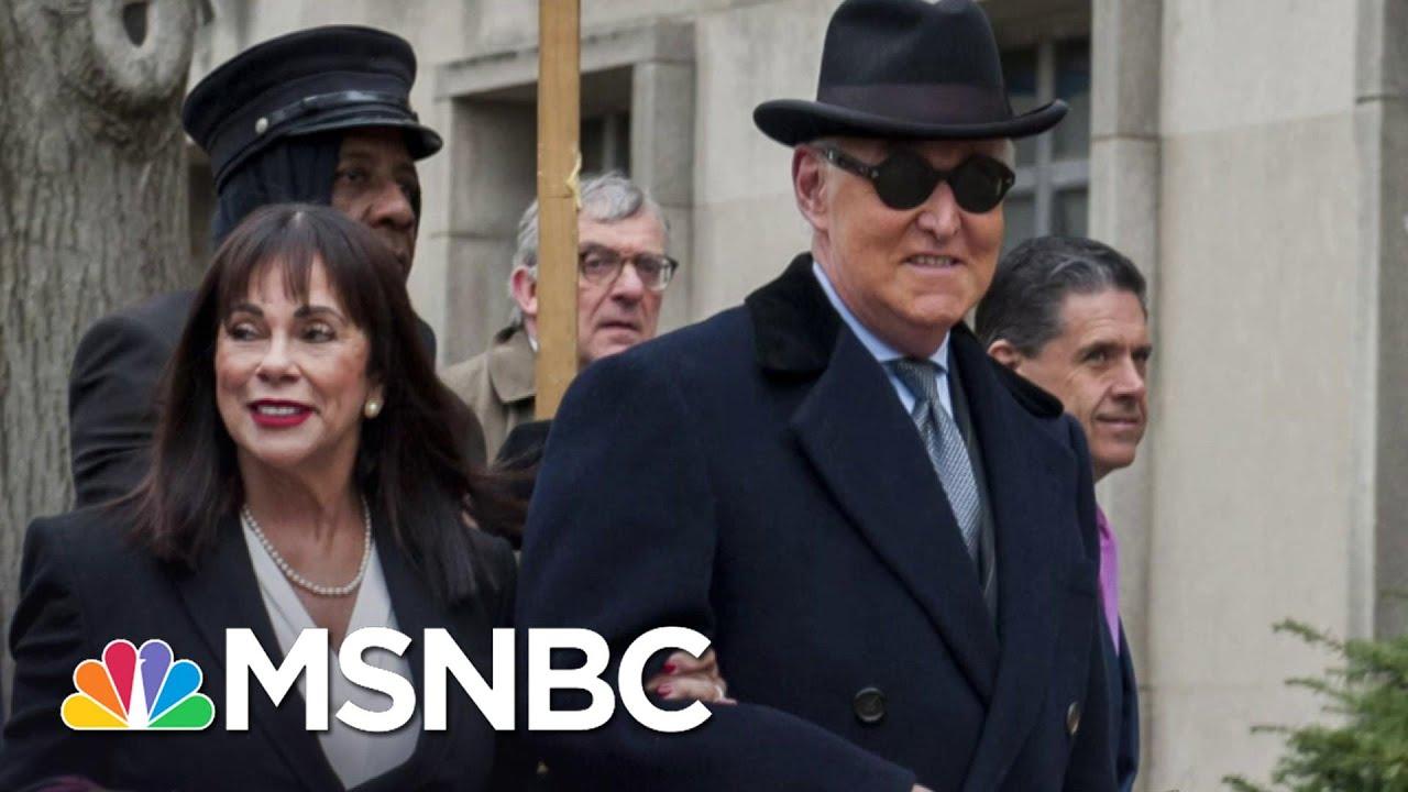 Trump Commutes Roger Stone's Prison Sentence | MSNBC 6