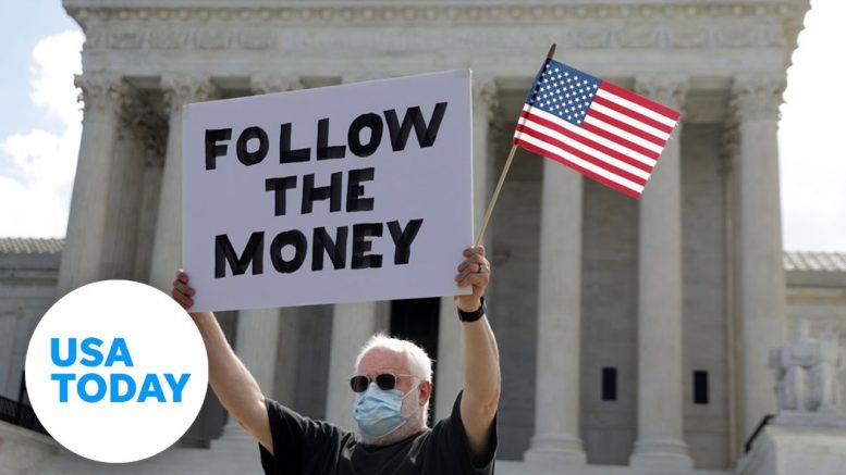 Trump Supreme Court rulings don't mean transparency on his finances | USA TODAY 1