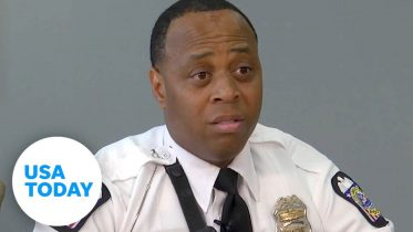 Black and blue: The double pain of being a Black police officer | USA TODAY 1