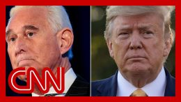 President Donald Trump defends decision to commute Roger Stone's sentence 3