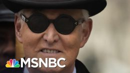 Trump Commutes Sentence Of Key Russia Scandal Figure Roger Stone | Rachel Maddow | MSNBC 1
