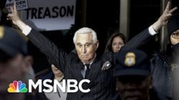 Goldman On Roger Stone: Trump Basically Commuted A Co-Conspirator   The 11th Hour   MSNBC 4