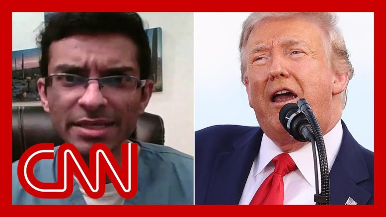Doctor reacts to Trump's claim: It's a preposterous thought 1