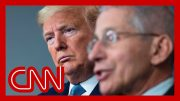 Rift between Trump and Dr. Fauci goes back to April 4