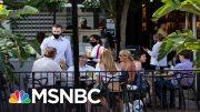 States Across U.S Continue To Break Coronavirus Records | MSNBC 3