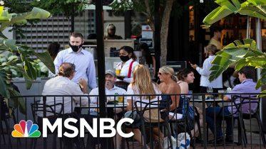 States Across U.S Continue To Break Coronavirus Records | MSNBC 6