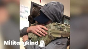 Soldier creates her own path that she's proud of | Militarykind 6