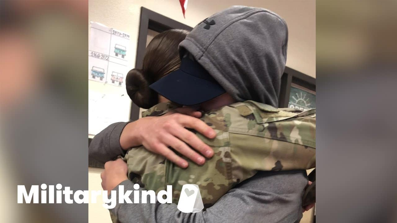 Soldier creates her own path that she's proud of | Militarykind 5