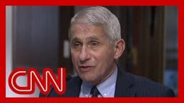 White House cites this interview in attempt to discredit Dr. Fauci 8