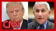 White House takes aim at Fauci as Trump touts their relationship 3