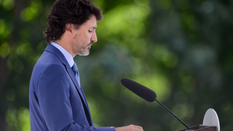 Justin Trudeau on WE Charity: 'I made a mistake in not recusing myself' 1