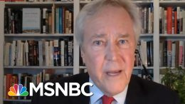 Bush, Obama Admin. Had 'Eloquent & Detailed' Pandemic Playbook Which Trump Ignored | All In | MSNBC 2