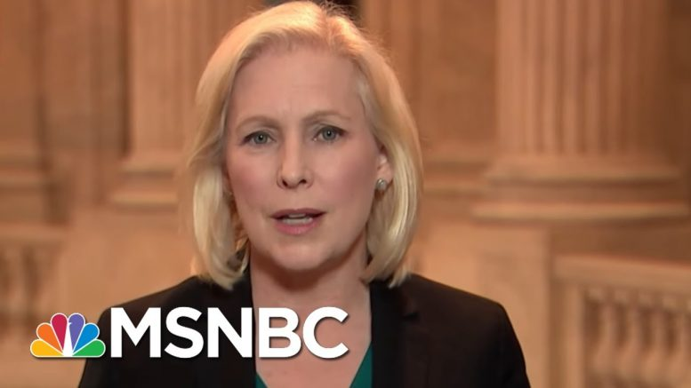 'Entirely Inadequate': Gillibrand Slams Intelligence Briefing On Russian Bounties | All In | MSNBC 1