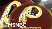 Washington NFL Team To Retire Its Name Today | Morning Joe | MSNBC 2