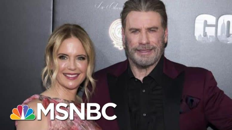 Actress Kelly Preston Dies After Two-Year Battle With Breast Cancer | Morning Joe | MSNBC 1