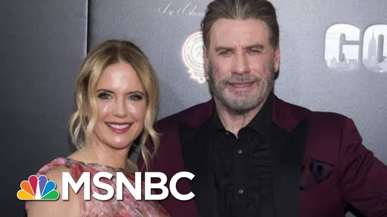 Actress Kelly Preston Dies After Two-Year Battle With Breast Cancer   Morning Joe   MSNBC 1