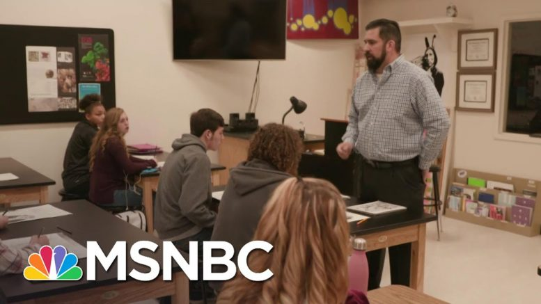 Public Health And Teaching Experts Weigh In On Plans To Safely Reopen Schools   MSNBC 1