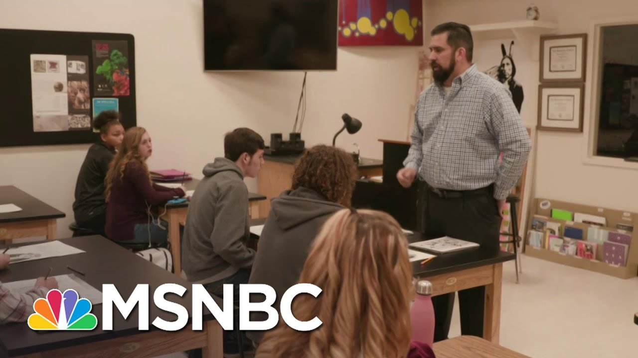 Public Health And Teaching Experts Weigh In On Plans To Safely Reopen Schools | MSNBC 7