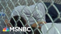 Lawyers Say Detained Parents Denied Adequate Medical Care | Katy Tur | MSNBC 5