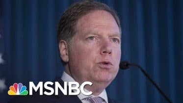 Dean: 'Mr. Berman Got Better Of That Corruption By This Attorney General' | The Last Word | MSNBC 6