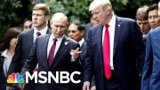 Fmr. CIA officer: 'Trump Knew What Russia Was Doing'   The Last Word   MSNBC 4