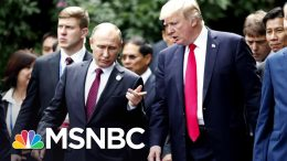 Fmr. CIA officer: 'Trump Knew What Russia Was Doing'   The Last Word   MSNBC 7