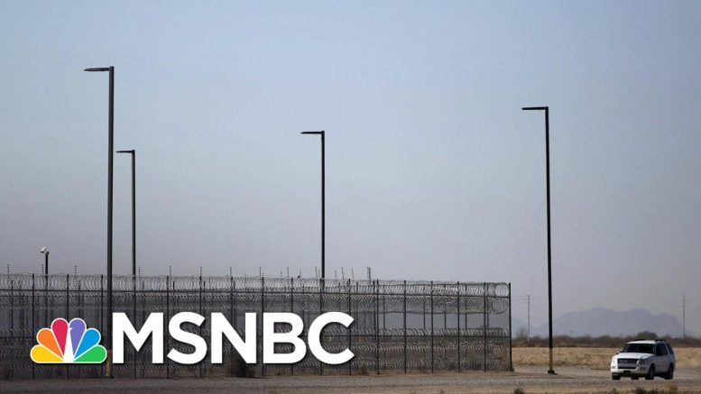 U.S. Migrant Detention Centers Like A 'Warzone' Due To COVID-19 | The 11th Hour | MSNBC 1