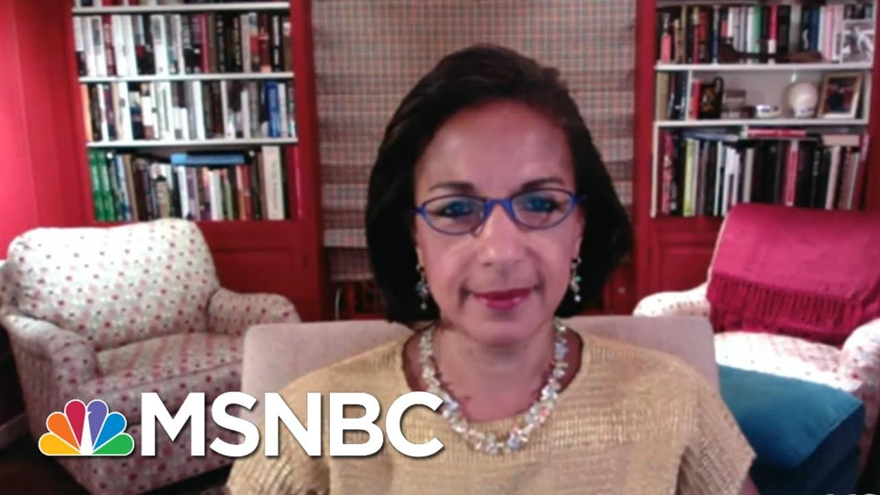 Amb. Susan Rice Has 'No Idea' What Trump Means By Obama Stopped Testing | Morning Joe | MSNBC 6