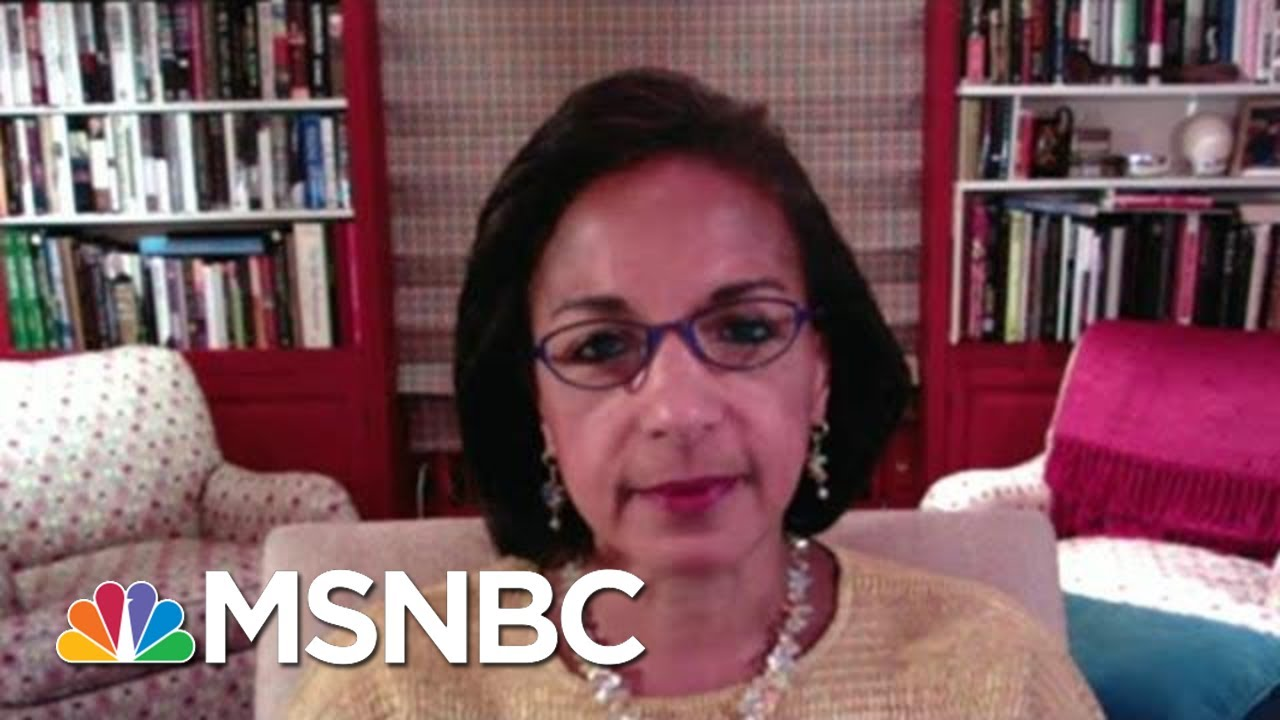 Amb. Rice: I Will Do Everything I Can To See Biden Succeed | Morning Joe | MSNBC 5