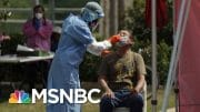 Rep. Castro: Texans 'Scared' To Get Tested Because Of Medical Bills | Hallie Jackson | MSNBC 4