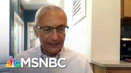 John Podesta: Trump's Commutation Of Roger Stone 'Didn't Surprise Me' | MSNBC 6