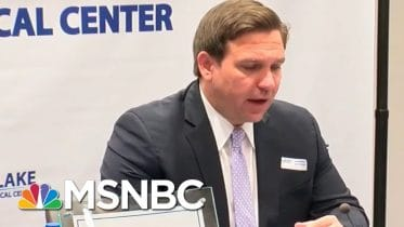 GOP Preparing For Possible Outdoor Convention As Jacksonville COVID-19 Cases Surge | MSNBC 10