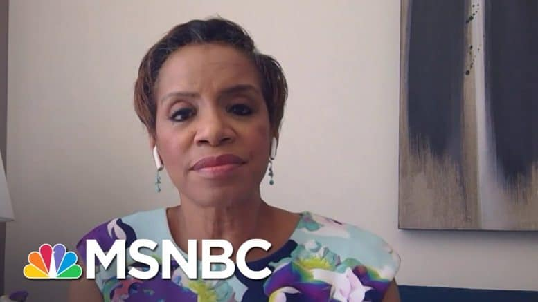 Edwards Says The President Is 'Out Of Touch With Where The American People Are' | Deadline | MSNBC 1
