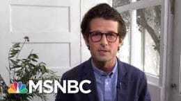 Migrant Parents And Children Could Be Separated Friday Due To COVID-19 Concerns | MTP Daily | MSNBC 3