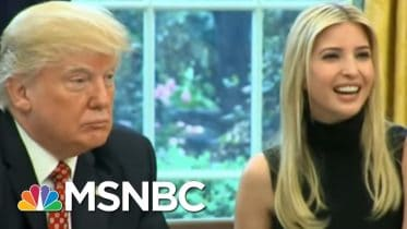 Hasan Reacts To Ivanka Trump Telling Jobless Americans To 'Find Something New' | All In | MSNBC 6