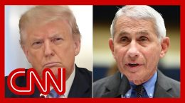 Trump tries to distance himself from adviser's Fauci attack 9