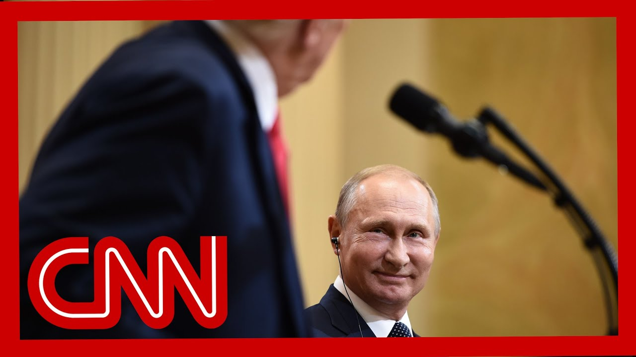 Is Trump helping Putin hold on to power? 1