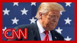 Trump says he believes coronavirus will just disappear 9