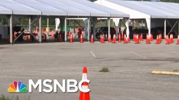 Trump Administration Surges Coronavirus Testing In Jacksonville Ahead Of RNC Convention | MSNBC 5