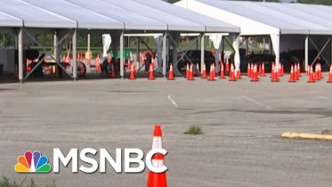 Trump Administration Surges Coronavirus Testing In Jacksonville Ahead Of RNC Convention | MSNBC 6
