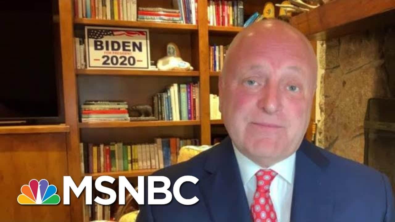 Biden Campaign Seeks To Boost Overseas American Voter Turnout | Morning Joe | MSNBC 7