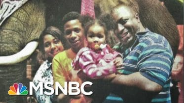 In Film, Eric Garner's Family Gets The Trial That Never Happened | Morning Joe | MSNBC 6