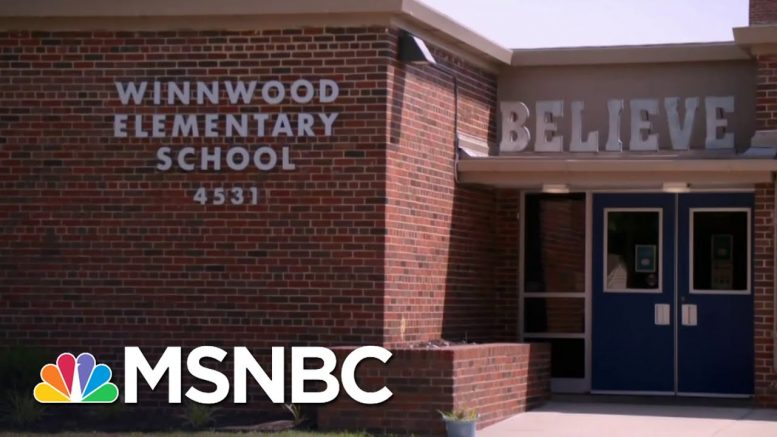 Pres. Trump On Schools Not Going Back To The Classroom: A 'Terrible Decision' | MSNBC 1