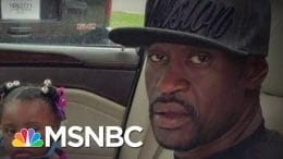 New Bodycam Video Reveals George Floyd Told Officers He Was Scared When Approached | MSNBC 8